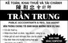 Tran Trung Public Accountants