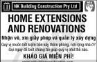 NK Building Construction Pty Ltd