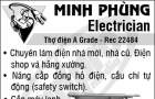 Minh Phung Electrician