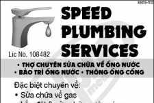 Speed Plumbing Services