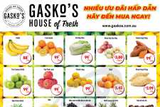 Gaskos House of Fresh