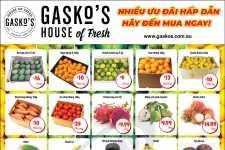 Gaskos House of Fresh