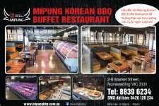 Mipung Korean BBQ Buffet