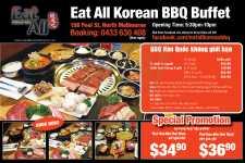 Eat All Korean