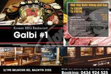 Galbi#1 Korean BBQ Restaurant