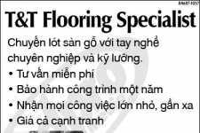 T&T Flooring Specialist