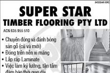 Super Star Timber Flooring P/L