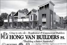 Hong Van Builders P/L