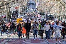 Melbourne: Tạm ngừng hoạt động hệ thống giao thông công cộng vào ngày 18/9