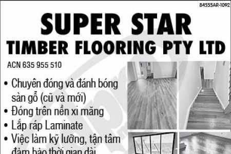 Super Star Timber Flooring P/L