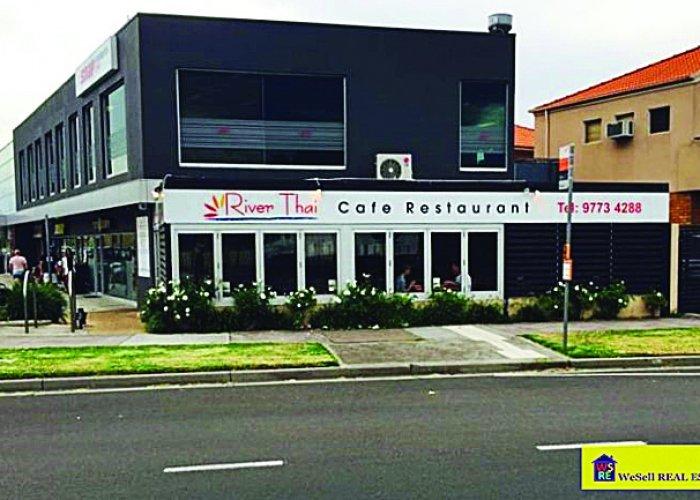 Nhà hàng Café Thái Lan có đầy đủ giấy phép