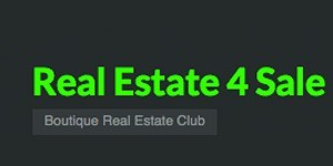 Real Estate 4 Sale - Law 58
